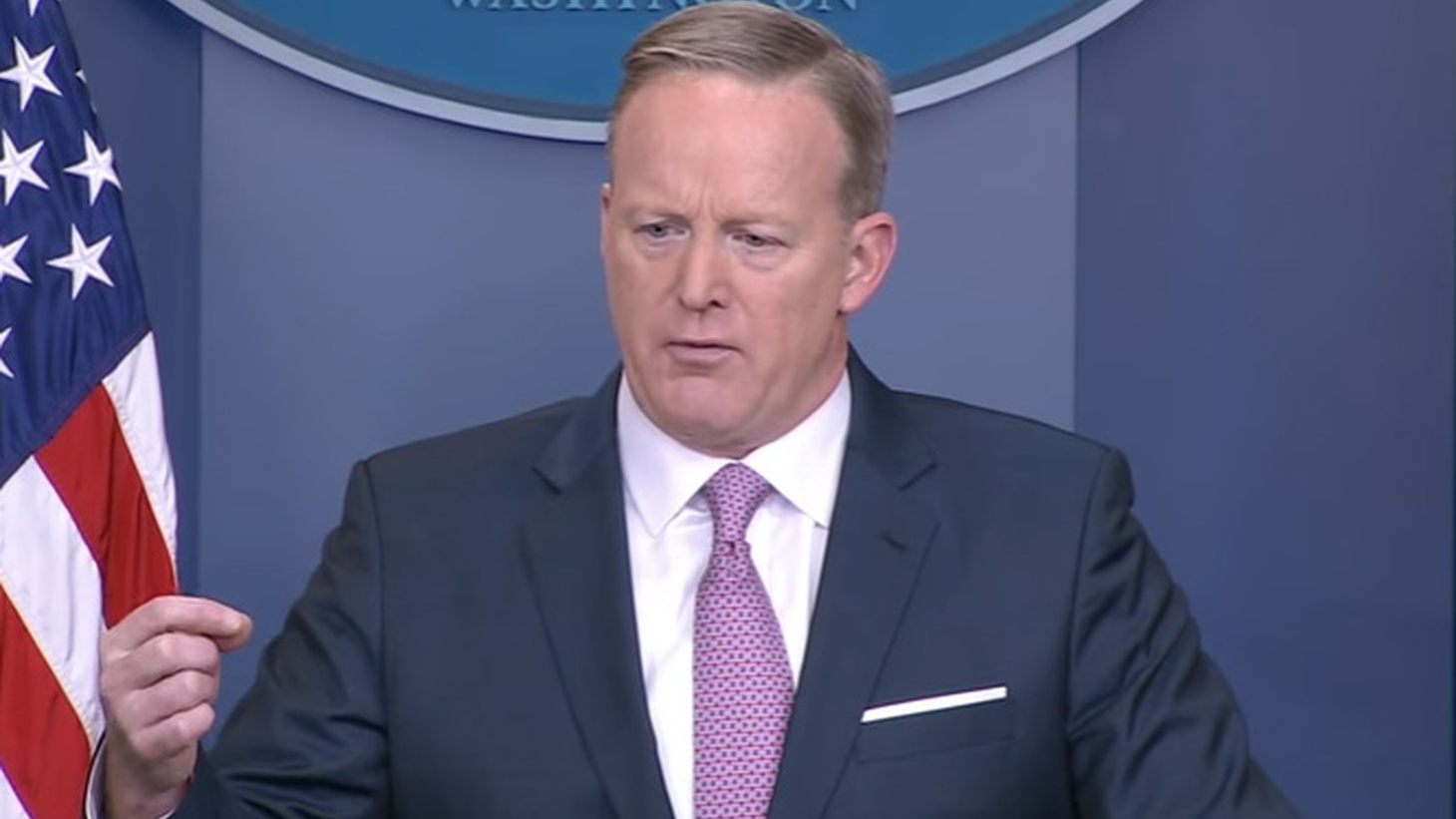 """On Saturday, President Trump started to make nice with agents at CIA headquarters, but quickly turned to insulting the news media as """"among the most dishonest human beings on Earth."""" Press Secretary Sean Spicer followed up with a bitter attack of his own."""