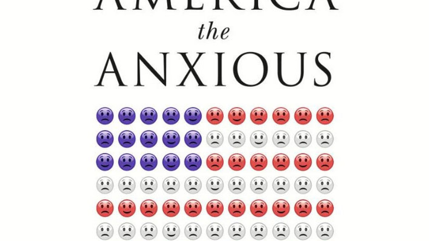 When Ruth Whippman moved to Berkeley, California from the United Kingdom, she noticed a contradiction in American culture. Americans try hard to think positively, and we spend billions in search of happiness – yet we're still so anxious. Her travels around the country led to write a new book.