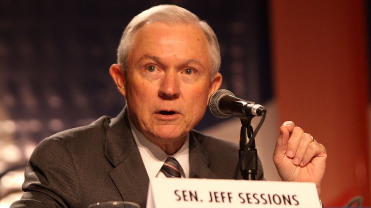 In 1986, Jeff Sessions was US Attorney for the Southern District of Alabama.