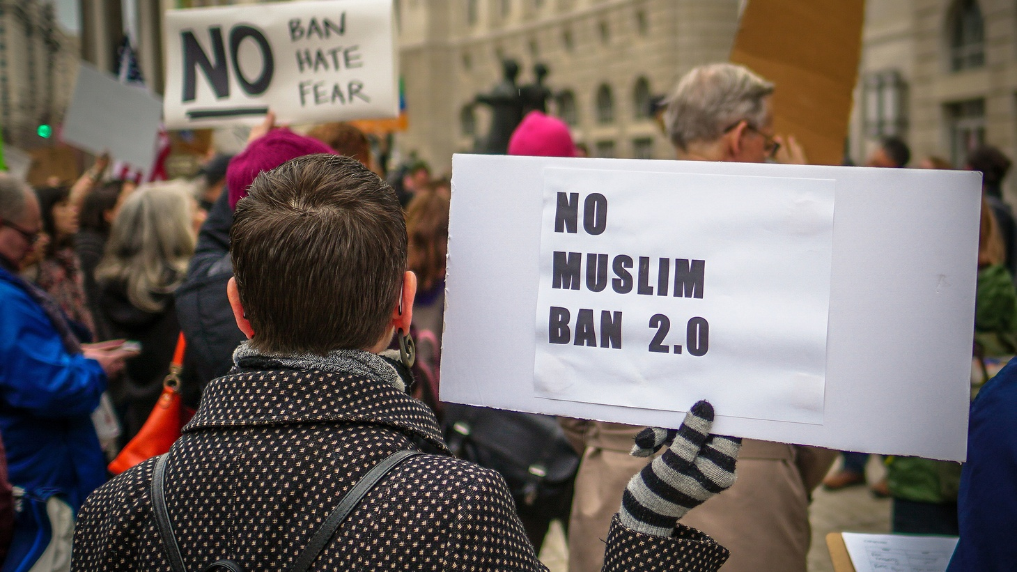 The Trump Administration's revised travel ban may be good news for some visa holders and others, but it's still being challenged as unconstitutional. Some reporters call it the beginning of a long-term effort to change the demographic make-up of the United States.