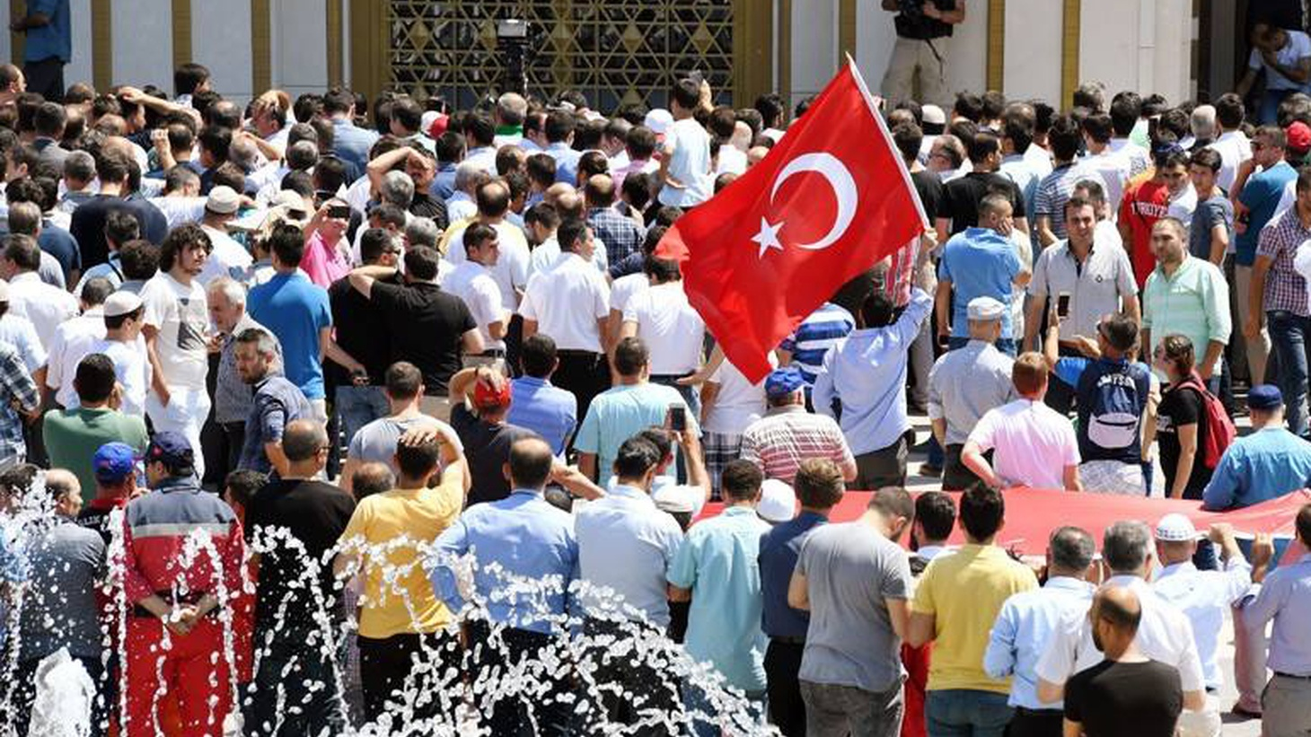 Turkey's crucial role in the Middle East may be changing after the failed coup against President Erdogan. The team sent to assassinate him hasn't been found yet. We hear about potential repercussions for NATO and the United States.