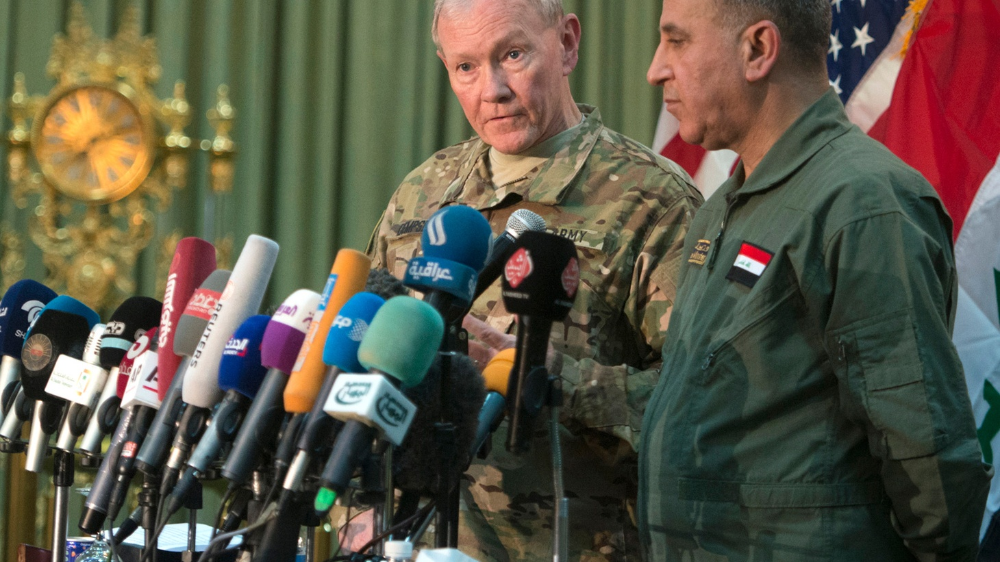 Iran is helping Iraqi forces re-take territory from the so-called Islamic State—but the US is not part of the action. We update the battle for the city of Tikrit, potential conflicts between Iraqi Sunnis and Shiites and the possibility of Iraq becoming an even more divided country.