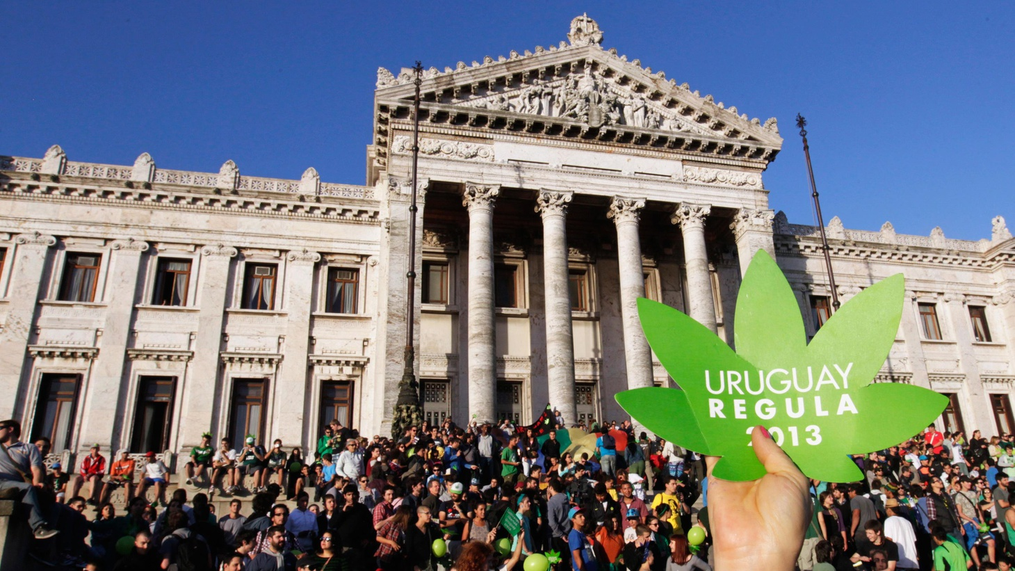 Colorado and Washington have legalized marijuana. Now Uruguay in South America is the first nation to do so. Is the 50-year-old war on drugs a trillion-dollar failure?