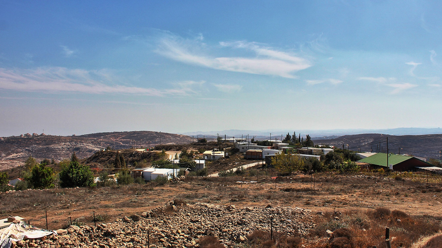 The Trump White House speaks out on Israeli settlements on the West Bank and creates new confusion.