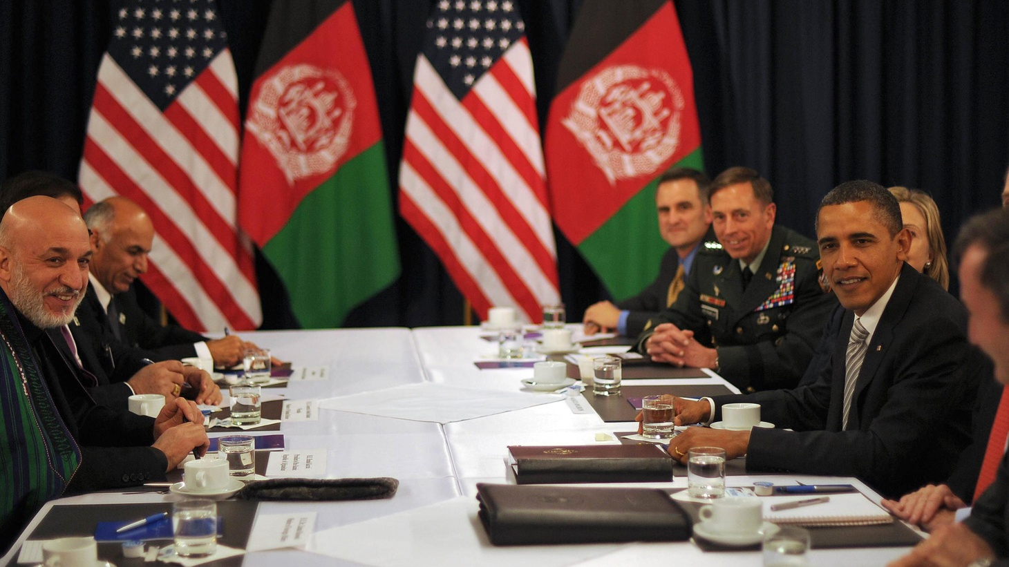Forget the start of withdrawal from Afghanistan in July of next year. The US and NATO have now extended major combat until 2014, even though President Karzai wants forces reduced. We look at the aftermath of the summit in Lisbon. Also, the TSA responds to traveler outcry over scanners and pat-downs, and Pope Benedict surprises the Roman Catholic Church.