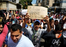 Venezuela spirals into economic and political chaos