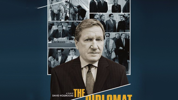 After 50 years as an American diplomat, Richard Holbrooke is most famous for helping Bill Clinton end the bloody Bosnian War.