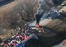 Standing Rock: Battle to block Dakota Pipeline continues