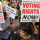 Voter Suppression, Climate Change and the President