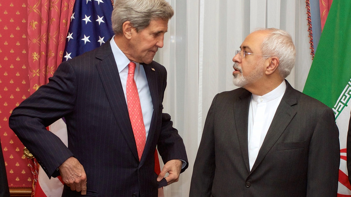 President Obama's nuclear deal with Iran is a major issue in the presidential campaign, and relations between the two countries are still contentious.  