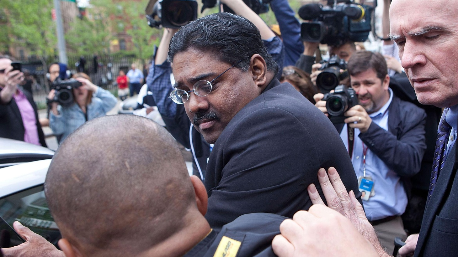 After the jury heard his wire-tapped phone conversations with financial tipsters, billionaire hedge-fund manager Raj Rajaratnam was found guilty...