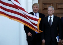 "General James ""Mad Dog"" Mattis for Pentagon top job"