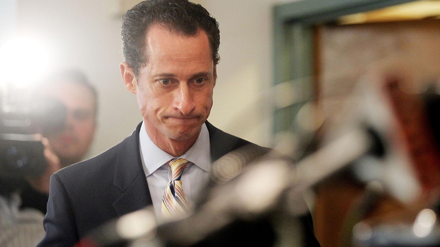 It's been a week saturated with the misbehavior and the fate of Anthony Weiner. Today, we talk about the unpredictable dynamics of political scandal...