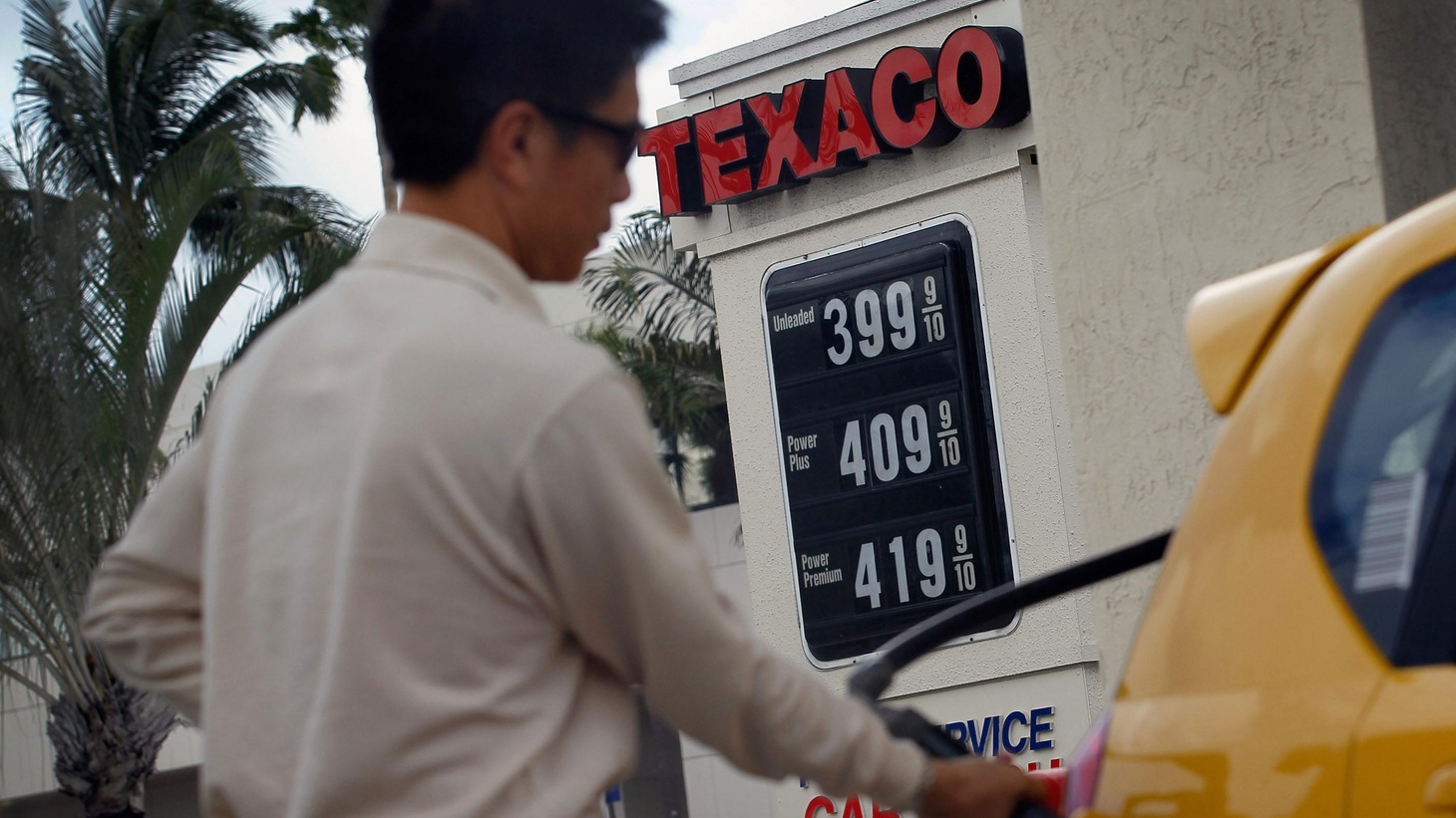 Americans are suffering at the pump, and Republicans are blaming President Obama. What are the causes of increased gas prices? Can Obama persuade voters it's not his fault?
