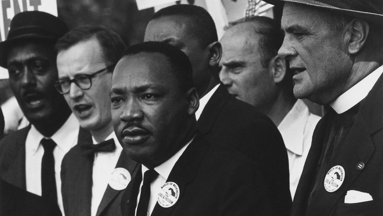 What being American meant to Martin Luther King