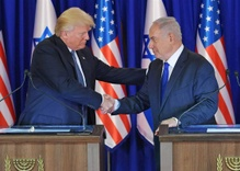 What is Trump's plan for Middle East peace?