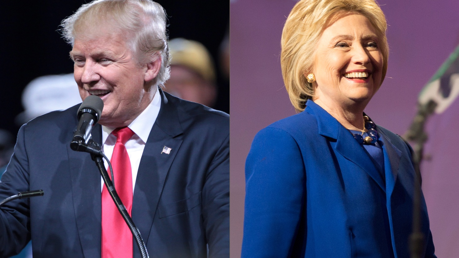 Hillary Clinton is leading Donald Trump in the polls and crushing him in fundraising. But the Donald is banking on a 'Brexit Bounce' that capitalizes on voters' globalization fears. This week he made his first swing-state tour of the general election -- lashing out at trade deals. We'll examine the general election strategies emerging for both candidates -- including who's on the VP short lists.
