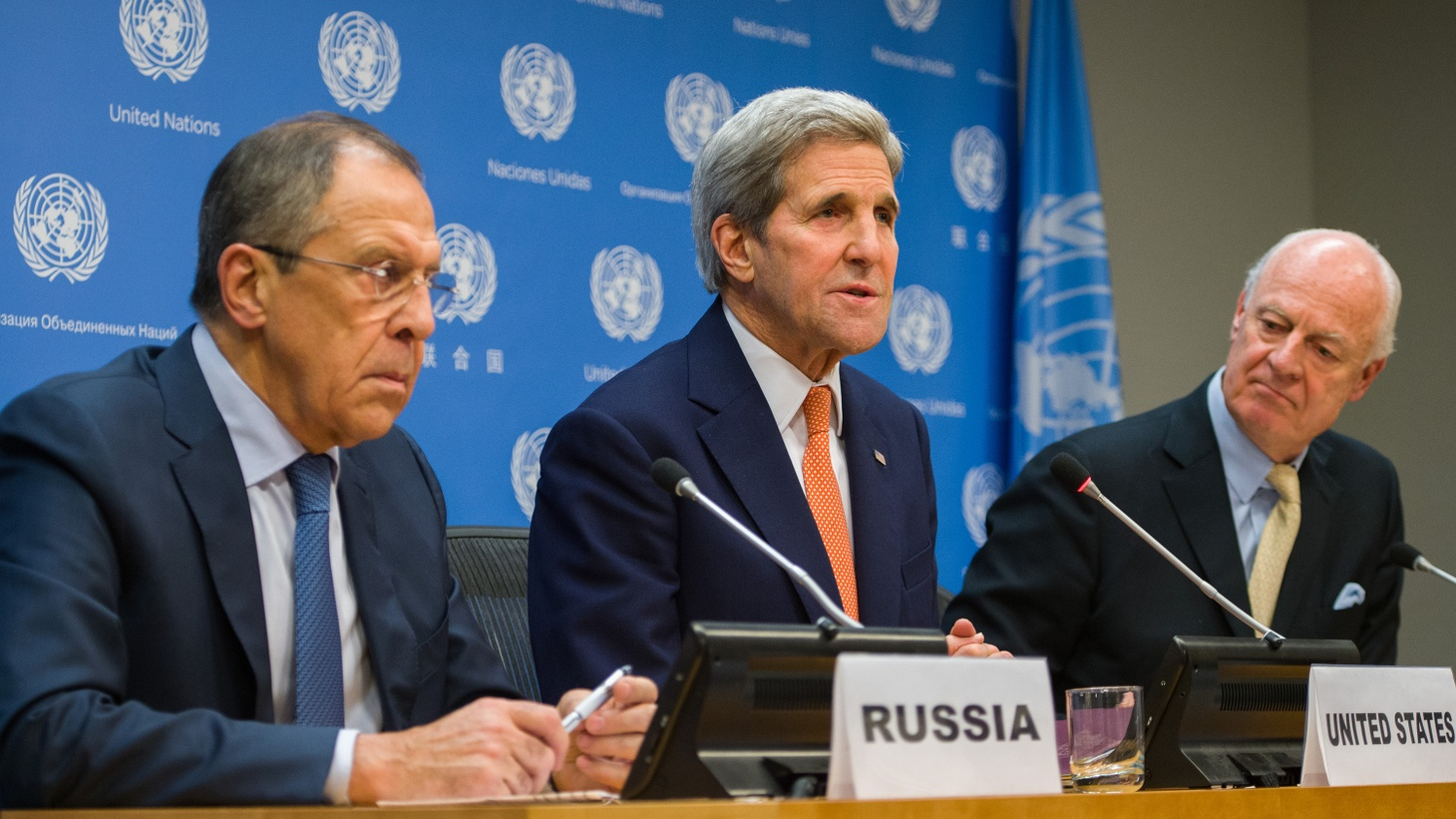 As the flow of refugees from Syria's civil war continues, peace talks have been delayed again. The Obama Administration is taking heat for not using military action against the Assad regime, which is supported by Russia. We look at the options.