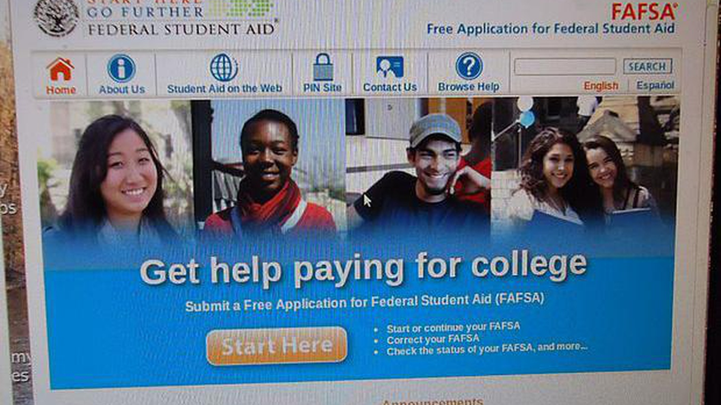 A new report says basing financial aid on college enrollment is not enough. Should it be keyed to graduation? Can it be adjusted without hurting those it's designed to help?