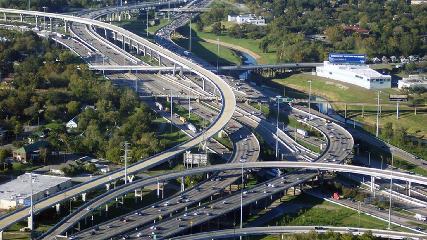 With America's transportation system on the verge of collapse, the Highway Trust Fund is about run out of money. Even if Congress passes a short-term fix, what are the consequences of falling behind for competition in the global economy?