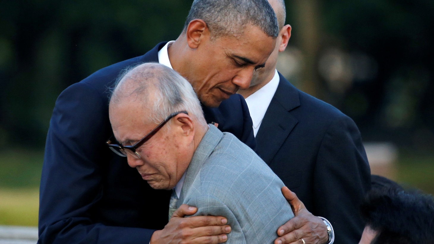 Barack Obama is the first sitting US President to visit Hiroshima. He spoke with emotion as he acknowledged the role America played 70 years ago in dropping nuclear bombs first on Hiroshima and then, three days later, on Nagasaki. From the start, Obama has framed his purpose in this trip not as an apology, but rather, a reckoning with history.