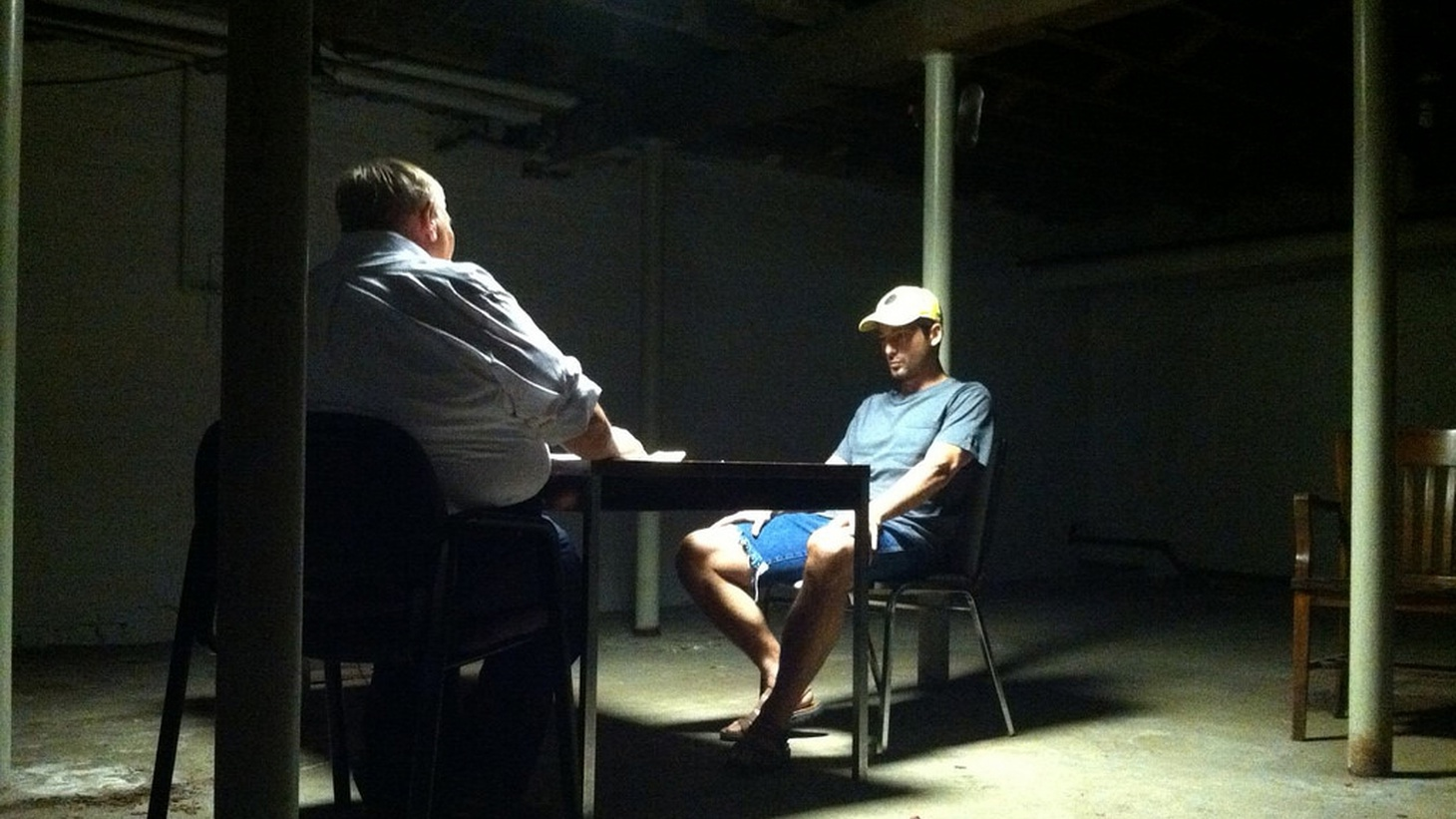 Thanks to TV, we all think we know how police question suspects. The stark room with bad lighting, a two way mirror, and a good cop-bad cop routine. Traditionally police interrogation is a confrontational interview, designed to catch suspects in a lie, or contradicting themselves, to make them feel vulnerable and ideally to extract a confession.
