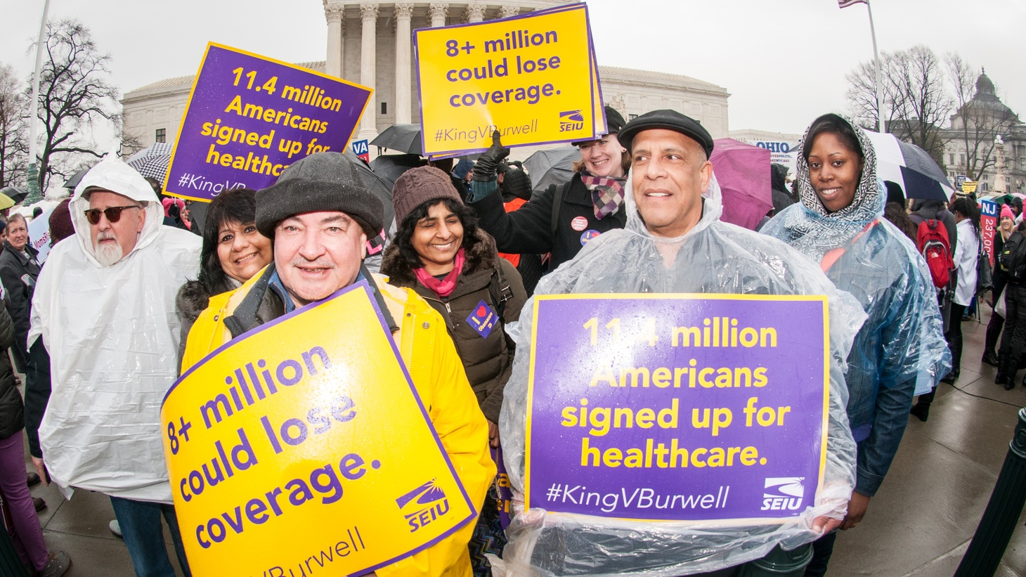 An upcoming US Supreme Court decision may shake the foundations of Obamacare. That sounds like what Republicans have been asking for, but there could be a high political price to pay.