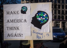 Will the march for science politicize objective research?