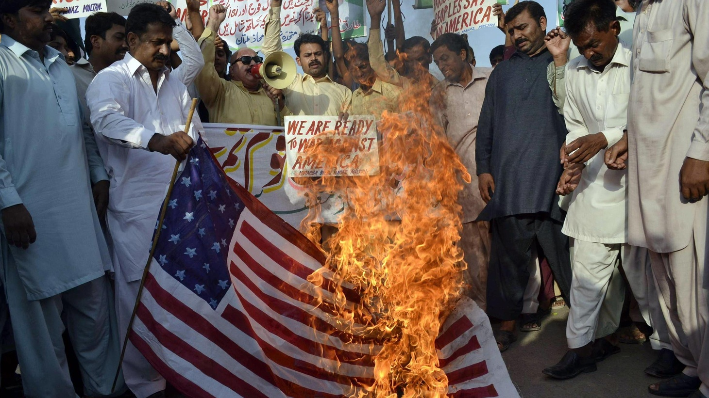 As the US prepares to withdraw from Afghanistan, does it have bigger problems with Pakistan? Is the US threatening military action that could have unintended consequences?