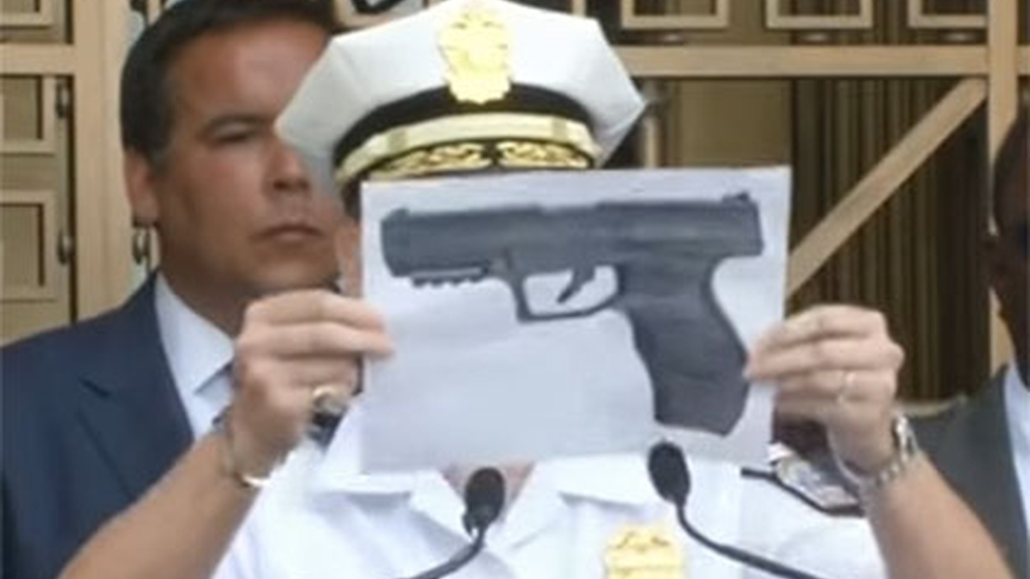 Police across the nation say that more and more they are encountering people with ultra-real looking weapons. In just two years there have been 86 deaths in police killings of people brandishing very realistic replica guns.