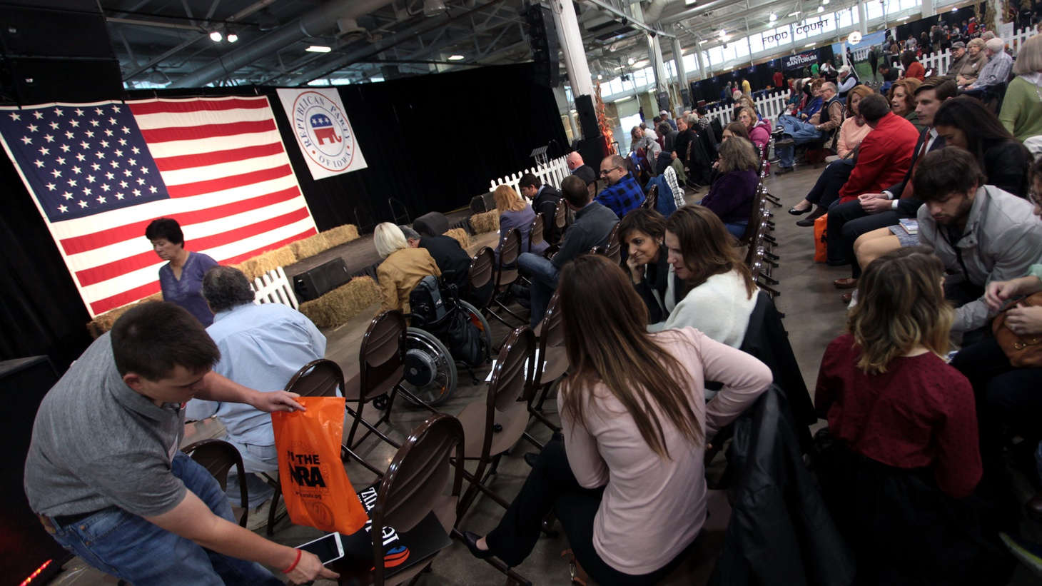 """The Iowa caucuses have been first on the presidential campaign agenda for 40 years, but they've never identified the ultimate nominee of either party. They distort the political process and lead to """"bad policy."""""""