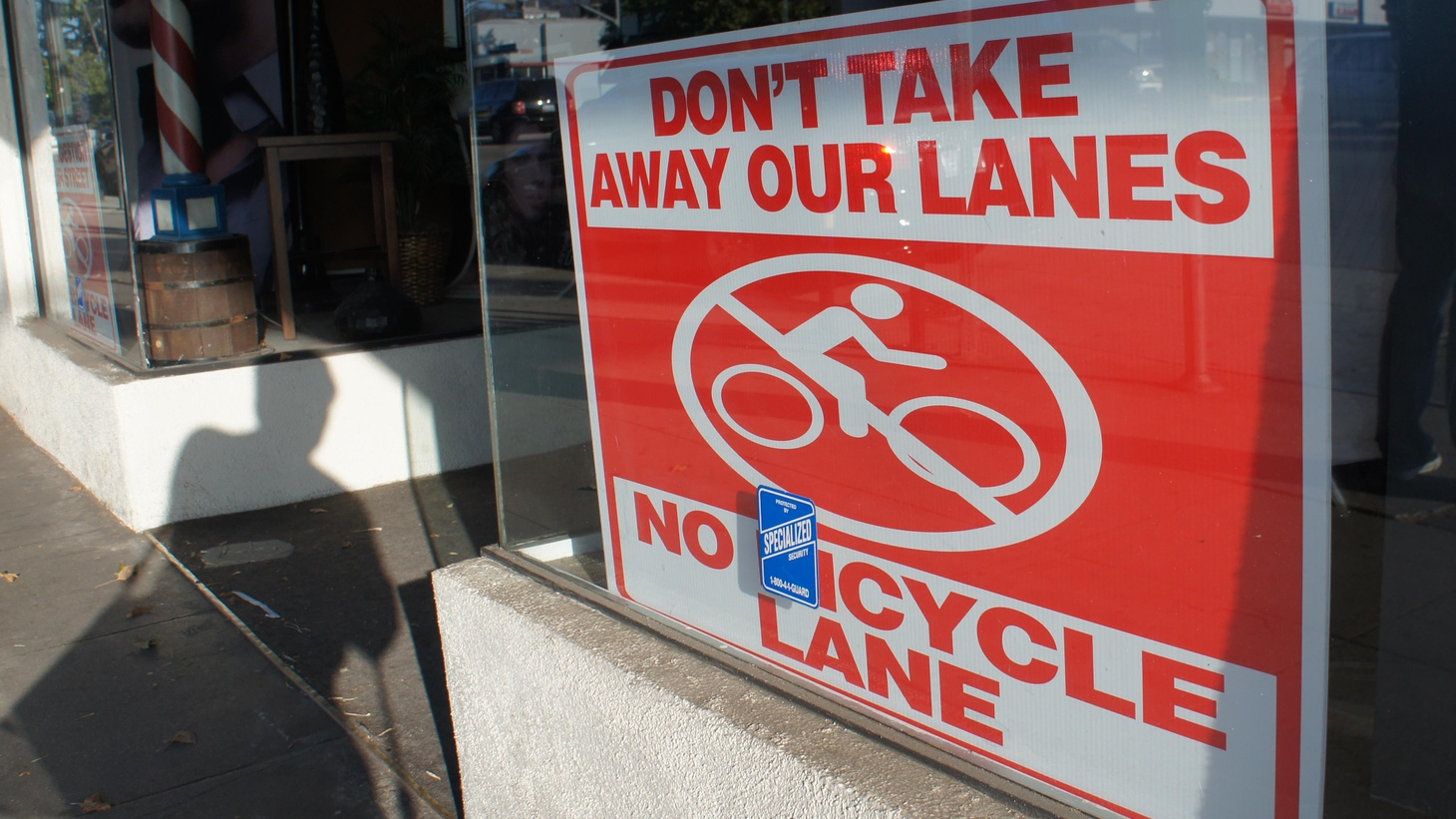 Los Angeles plans 1,600 miles of new bike lanes in the next 30 years, but for many drivers, bike lanes - and the cyclists who use them - are an increasing source of road rage.