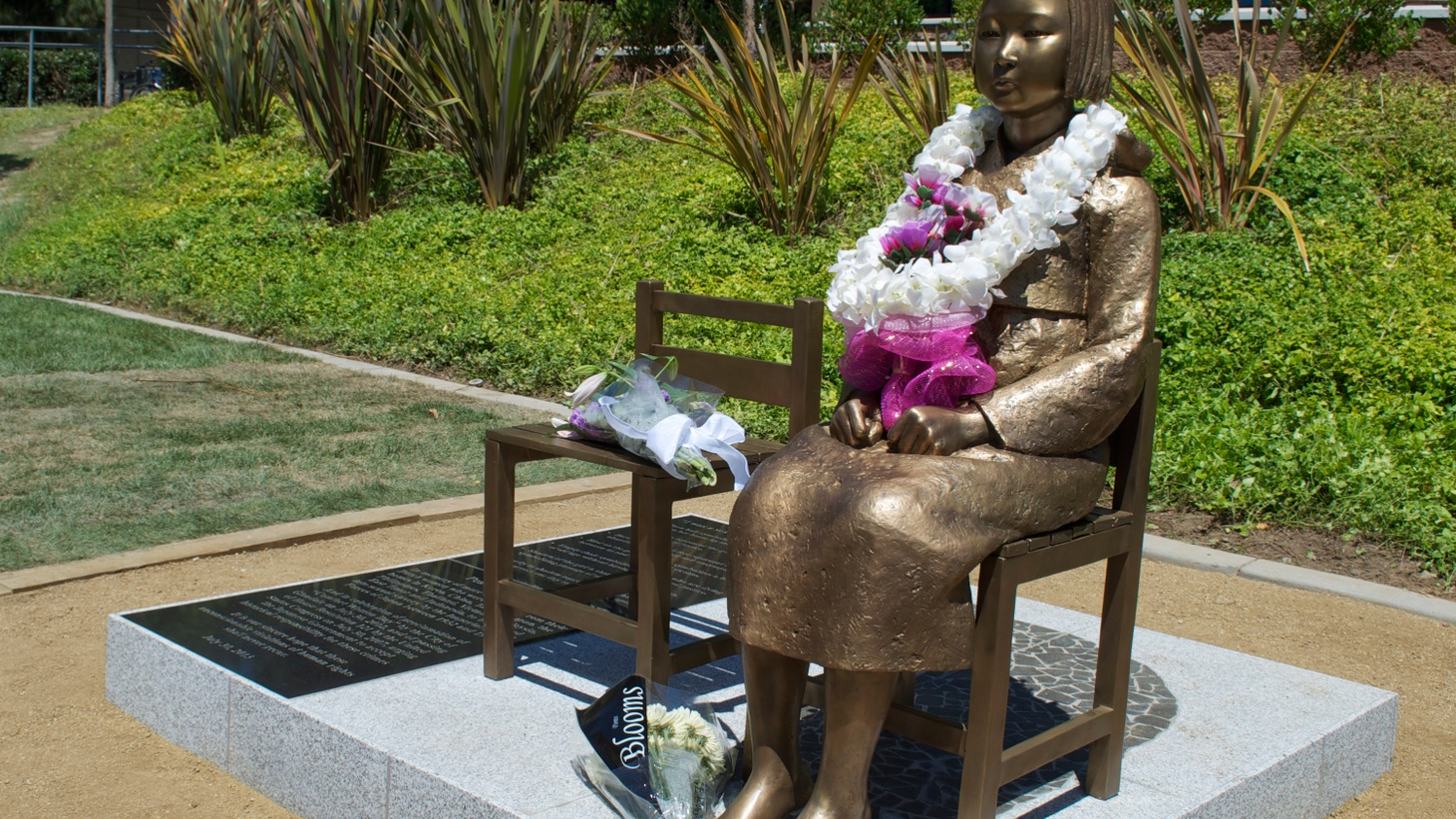 "Glendale is one of seven suburban communities with a statue memorializing the so-called ""comfort women"" abducted for use by Japanese soldiers during World War II. Now San Francisco may become the first major American city with a similar monument. But the proposal is creating international controversy."