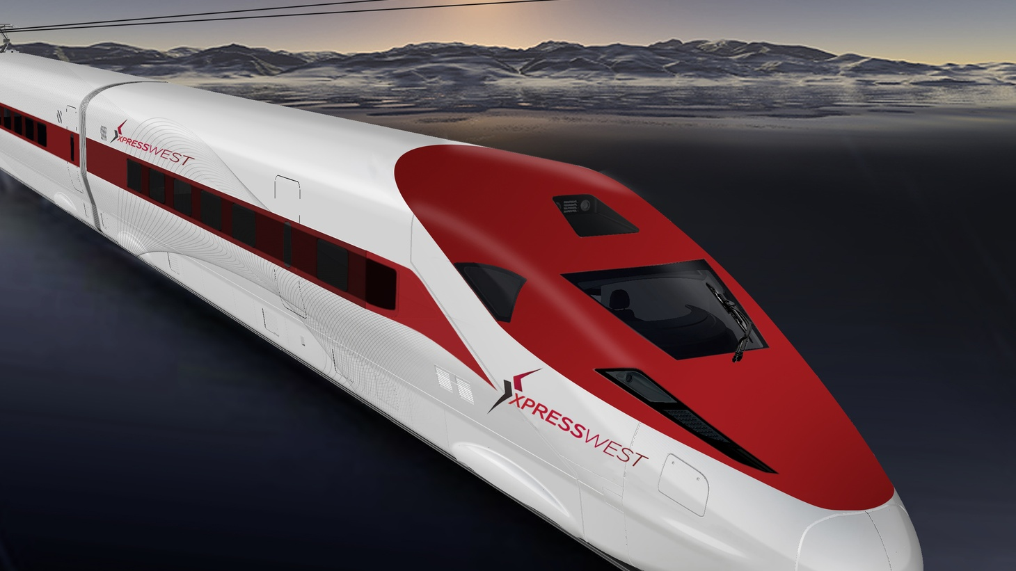 Governor Brown isn't the only one dreaming about high-speed rail in California. China has come up with $100 million in seed money for a bullet train from LA to Palmdale to Victorville — and, finally, to Las Vegas. The technology is already there and there's plenty of traffic to Sin City — with tens of thousands of drivers who would rather be passengers.