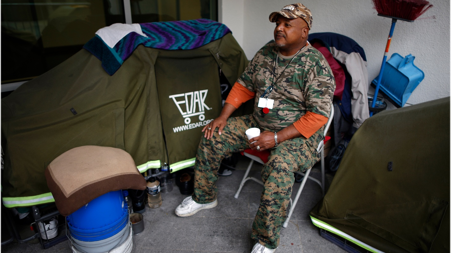 The Veterans' Administration has finally agreed that homeless military veterans will be housed on 400 acres in West LA—land dedicated to them more than 100 years ago. An exit strategy for commercial properties that have been leasing the land will be negotiated.