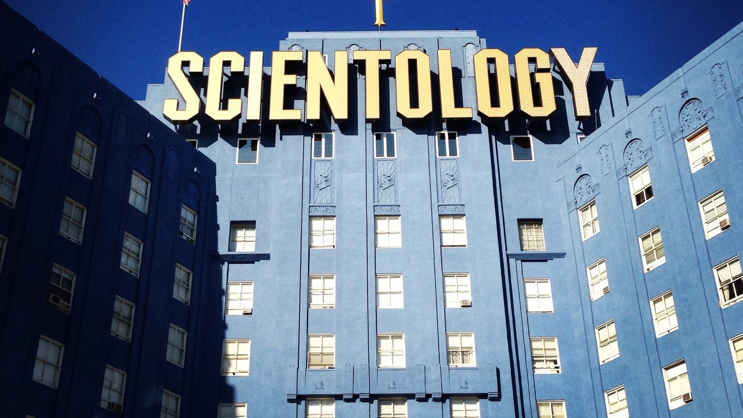 """HBO is airing a two-hour documentary full of horror stories by former members of Scientology. Celebrity members Tom Cruise and John Travolta are depicted as partners in an abusive cult worth billions, but declared a tax-exempt religion by the IRS. Scientology calls it """"bigoted propaganda"""" from """"admitted liars."""""""