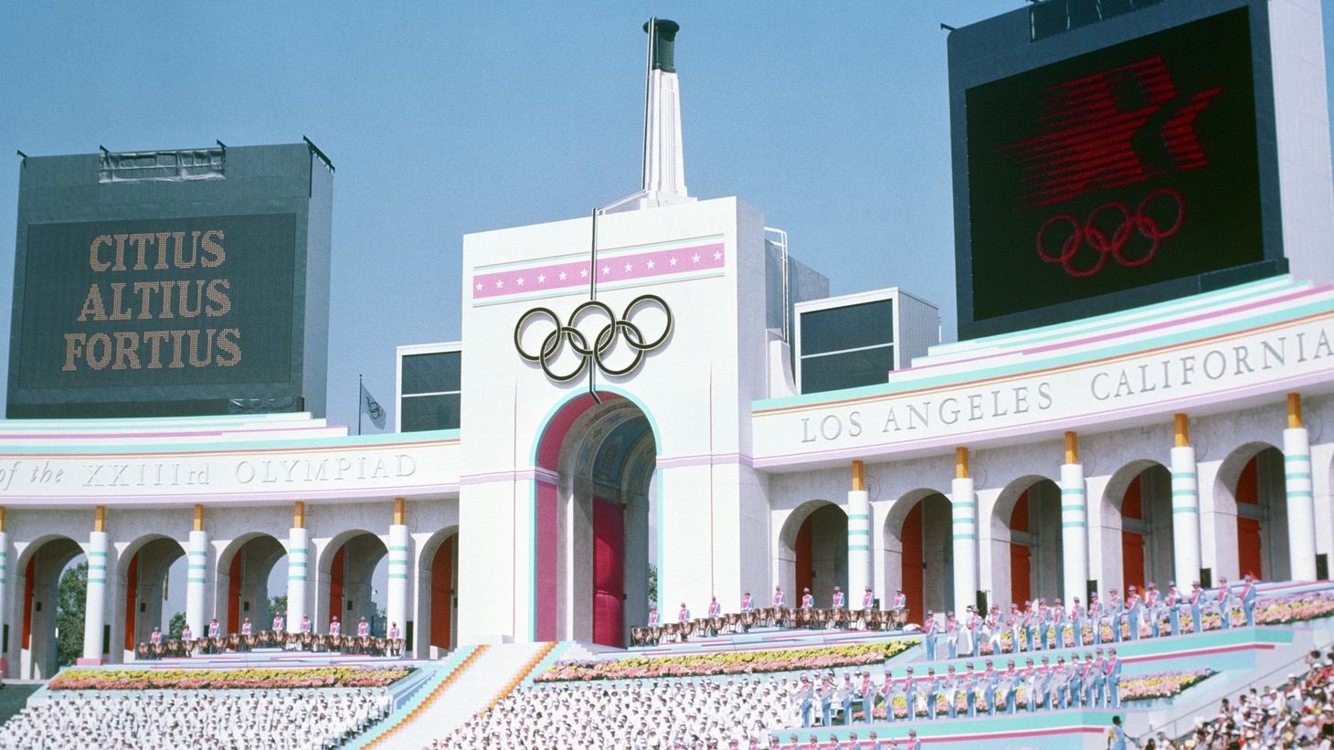 Now that Boston has dropped out, Los Angeles is in the running to host the summer Olympics in 2024. Mayor Garcetti says the city can benefit economically — just like it did in 1984. He's even willing to cover cost overruns, something former Mayor Tom Bradley refused to do. Is it a better bet for taxpayer money than it was 30 years ago?