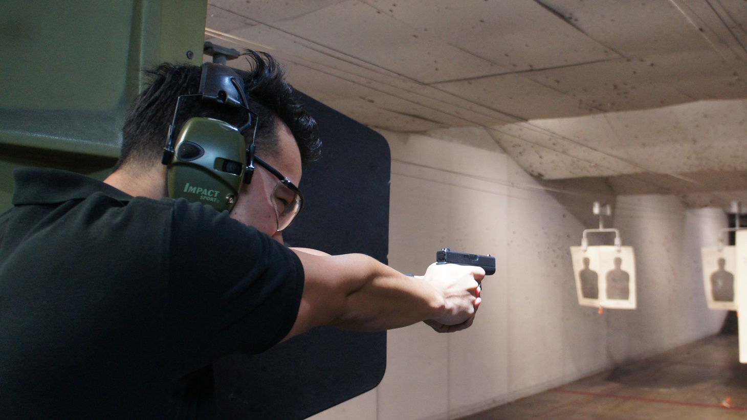 For the most part, California has abstained from the national trend toward carrying weapons in public. But KCRW's Saul Gonzalez found that's not the case in one important part of the state.       What's behind the boom in concealed weapons in Orange County?       Image credit: Saul Gonzalez