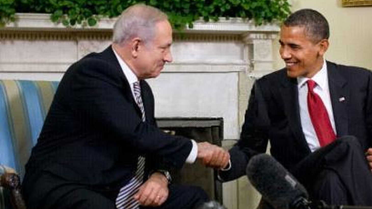 """Prime Minister Netanyahu met with President Obama in Washington yesterday, in what was described as an opportunity to highlight the strong ties between the US and Israel, after a difficult meeting in March. Netanyahu spoke out on Israeli concerns about Iran and peace talks with the Palestinians. In this rebroadcast of To the Point, what will Israel do about mending relations with Turkey, which have been strained over the Gaza humanitarian flotilla? Also, a new poll calls the governor's race a """"virtual tie,"""" and the independent review into the climate change research scandal. Guest host Sara Terry sits in for a vacationing Warren Olney."""