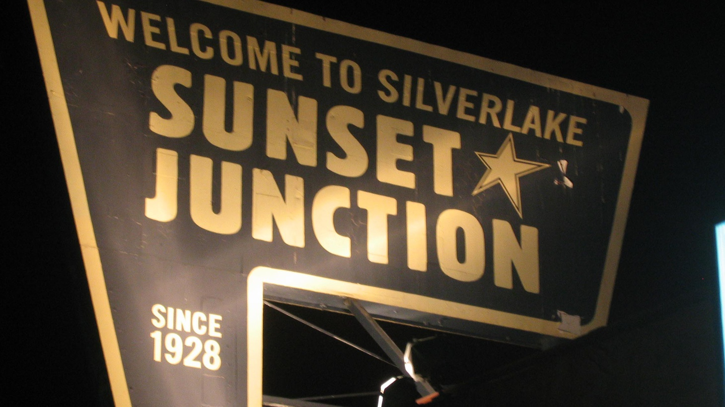 The latest dispute over greater density in Los Angeles is focused on Sunset Junction, where Sunset and Santa Monica Boulevards meet in Silver Lake. Some residents complain that a new apartment building will destroy a treasured neighborhood. It's a paradigm for conflicts all over LA.
