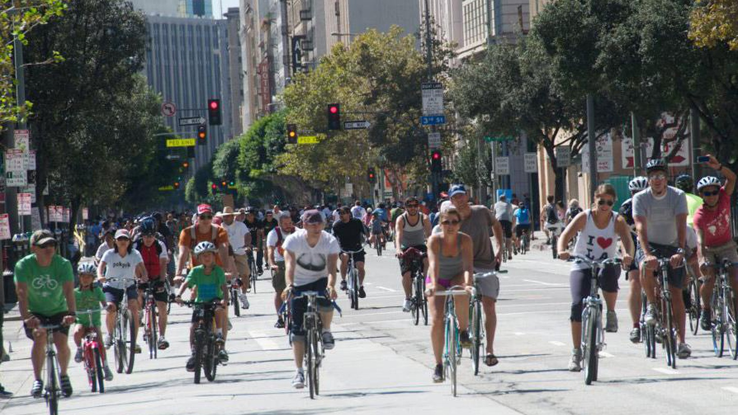 There's growing tension between cyclists and motorists. Are hit-and-runs increasing? What's the LAPD say about an ordinance giving cyclists the power to fight back.