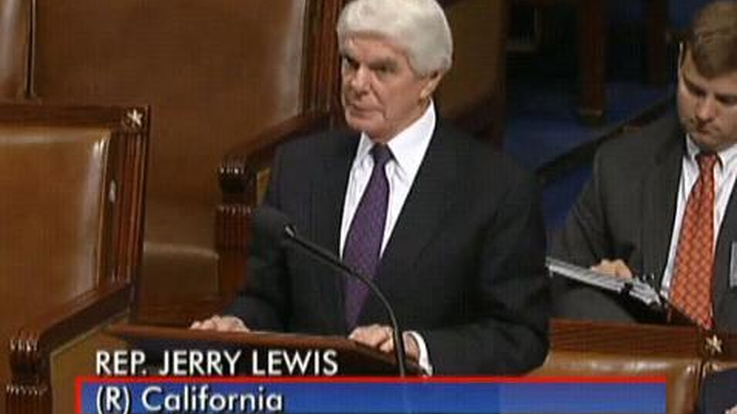 "For years, Republican Congressman Jerry Lewis brought home the bacon for Riverside County, and his use of earmarks for friends and contributors attracted attention from the FBI.  Now he promises to preside over cutbacks — even for California — if he gets back his job as chair of the Appropriations Committee, which approves all federal spending. Also, the latest effort to bring the NFL to Los Angeles and, why do some state auditors and attorneys carry guns at public expense?  On our rebroadcast of To the Point, WikiLeaks and ""enforced transparency."""