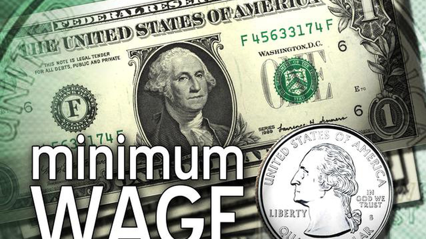 Today the minimum wage in California went from $8 to $9 - the first increase in 5 years. Should LA follow progressive bastions like San Francisco and Seattle in pushing an even higher wage? Or would that break the bank?