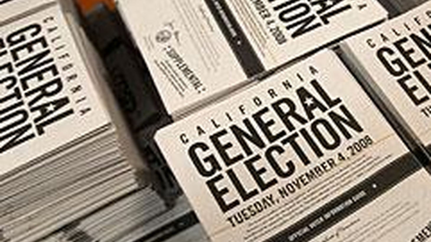 Democracy is said to depend on an educated electorate, but who could possibly know everything there is to know about the California ballot, not to mention what cities and counties have in store? We talk about how to get more information, when to vote and when not to.