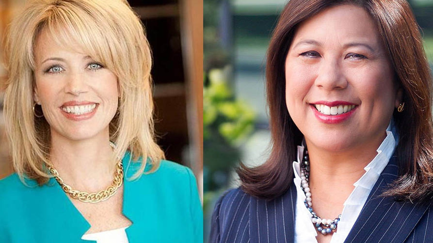 One of the powerful statewide elected officers many voters have never heard of is the State Controller—who pays the bills and has the authority to audit other state departments. Democrat John Chiang is termed out and we'll hear from the candidates to replace him: Republican Ashley Swearengin, and Democrat Betty Yee.