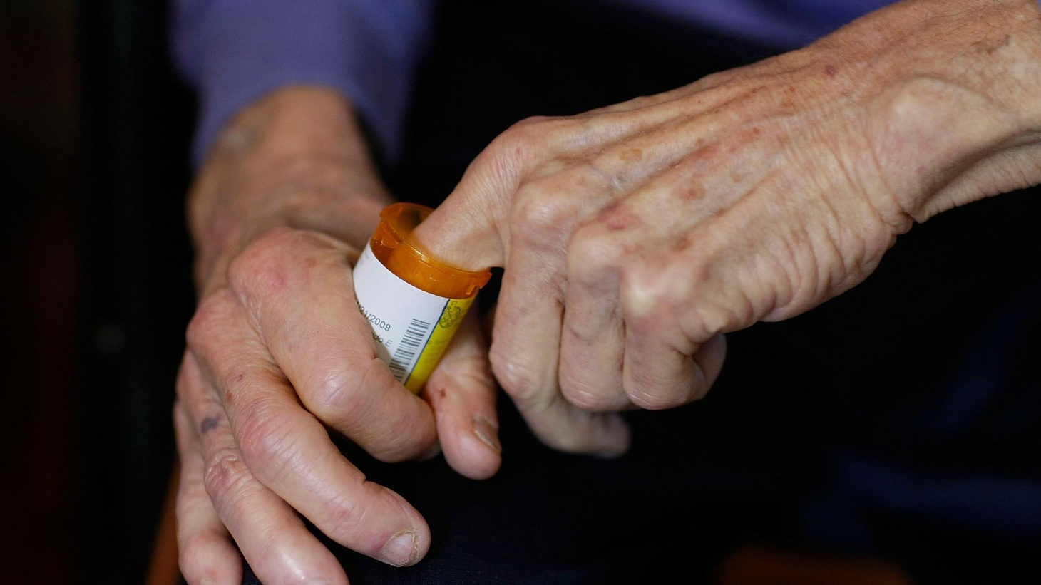 Drug shortages have been on the rise in recent years and a record number  of shortages this year has alarmed healthcare professionals and  lawmakers. Sara Terry guest hosts.