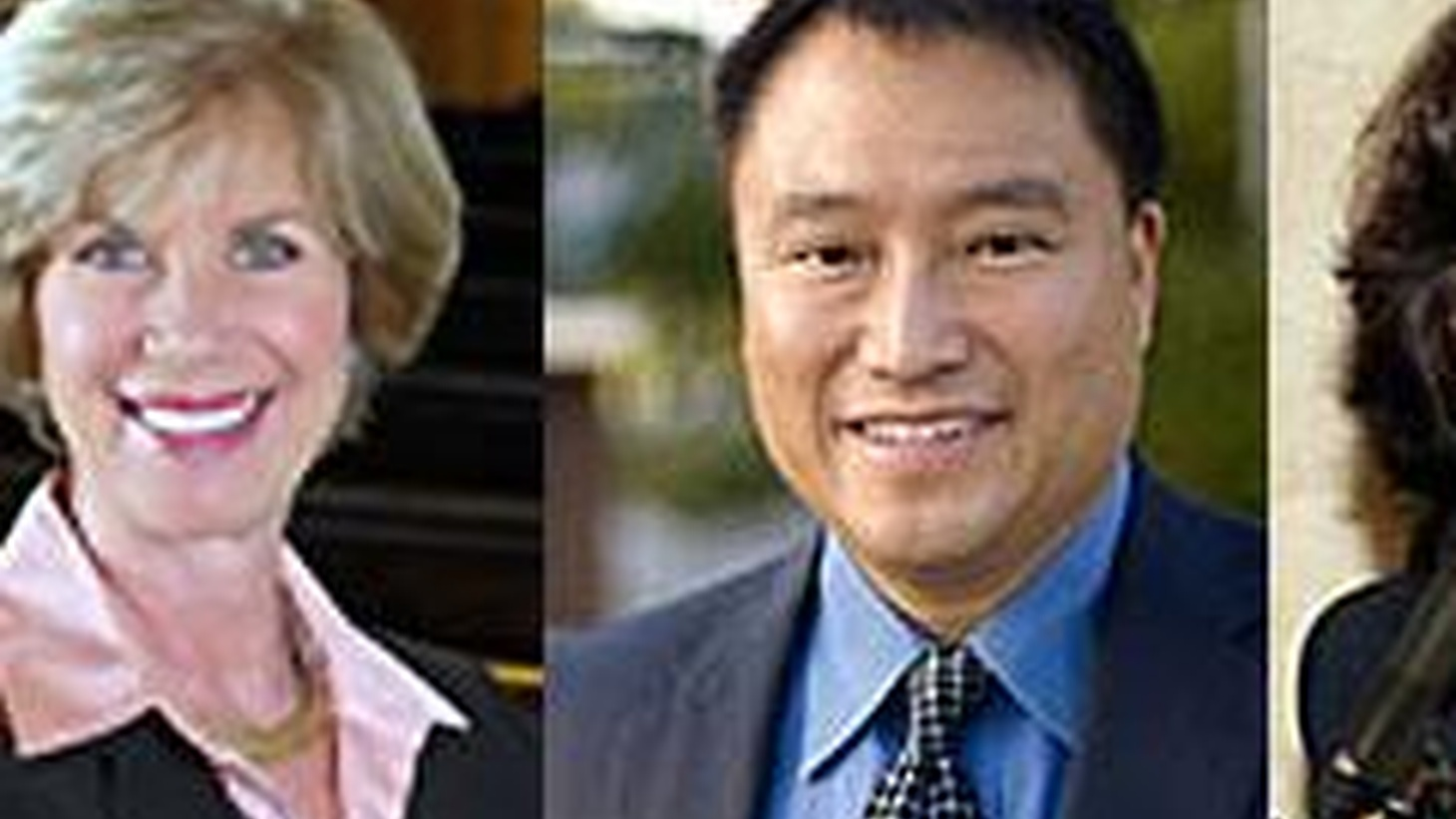 On Tuesday voters will get a chance replace Democrat Jane Harman, who resigned from her Congressional seat. We talk with four leaders on a ballot that includes 16 candidates.
