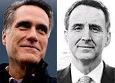 Romney and Pawlenty Lead a Restive Republican Field