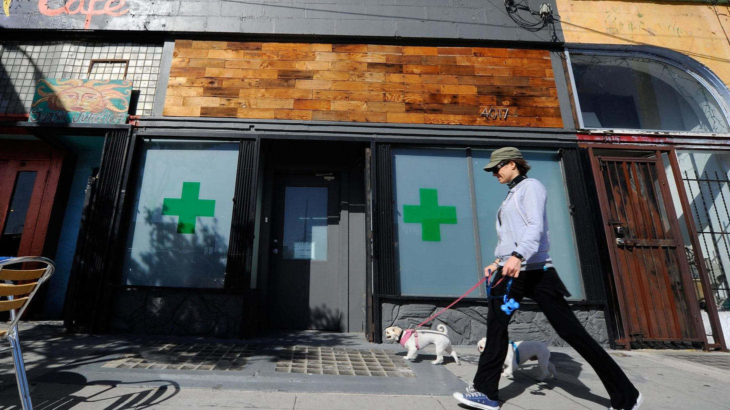 Conflicting court decisions have muddied the law on medical marijuana dispensaries, but the LA City Attorney is filing suit against those that are too close to schools.