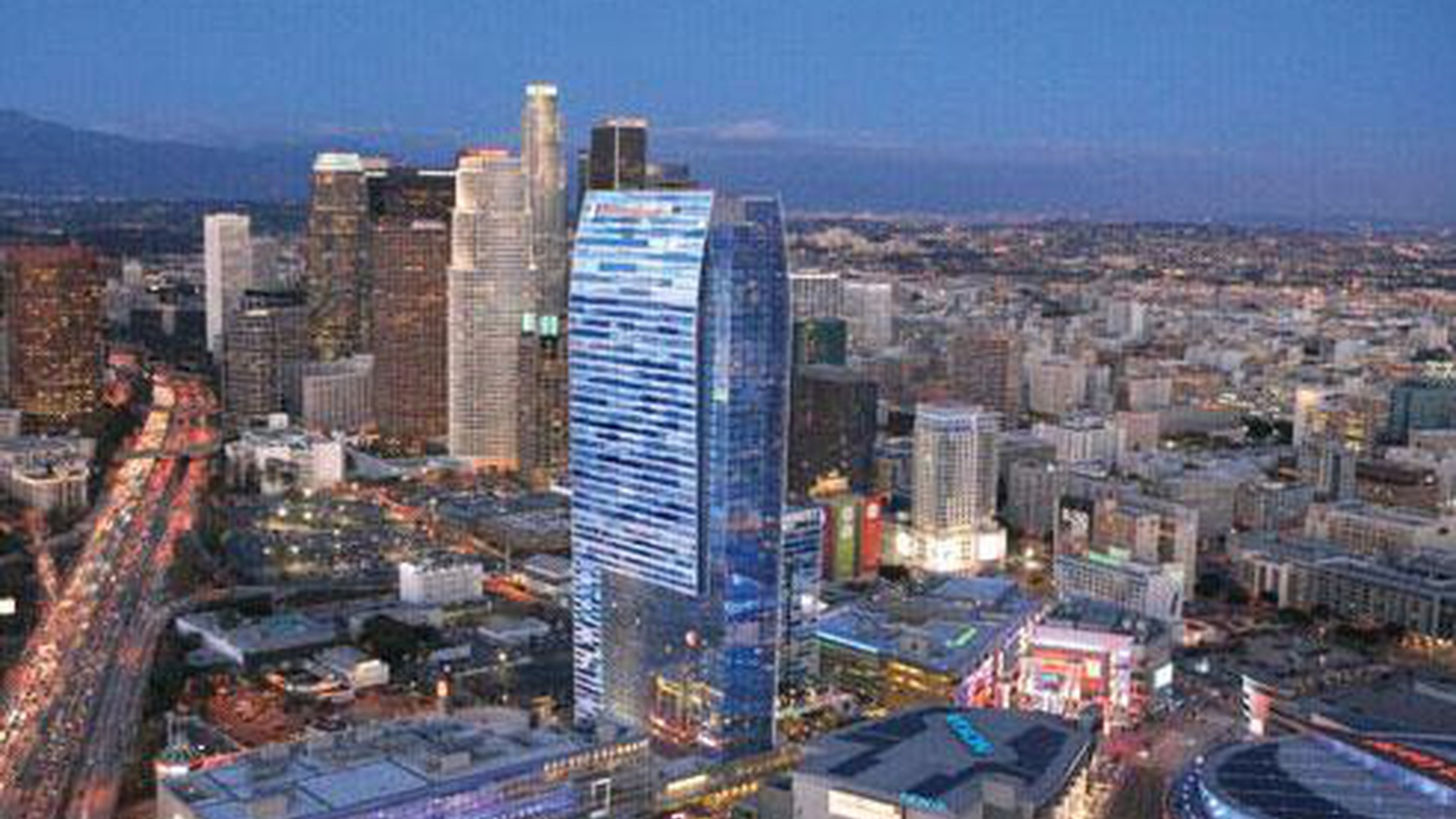 Despite cutbacks in police, fire and other public services, the Mayor and City Council are giving $640 million in tax revenue to hotel developers in downtown LA.